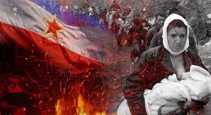 Повязанные кровью в Югославии, или Преступление против человечности