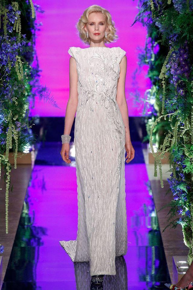 Роскошная коллекция Guo Pei Fall Winter 2017/18 Couture Collection