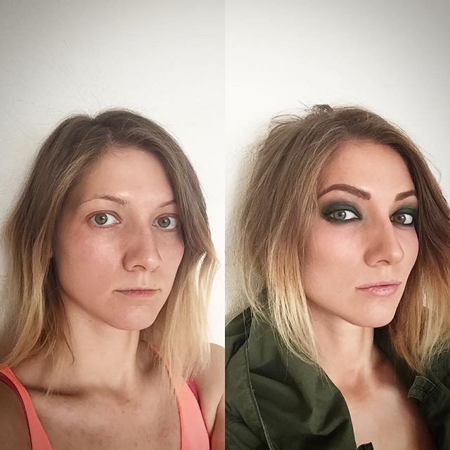 30 преображений после макияжа, которым позавидуют даже пластические хирурги