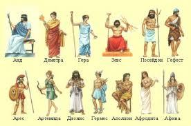 Греческий гороскоп: кем бы ты был на Олимпе