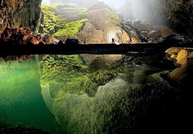 Путешествие к центру Земли – пещера Ханг Сон Дунг