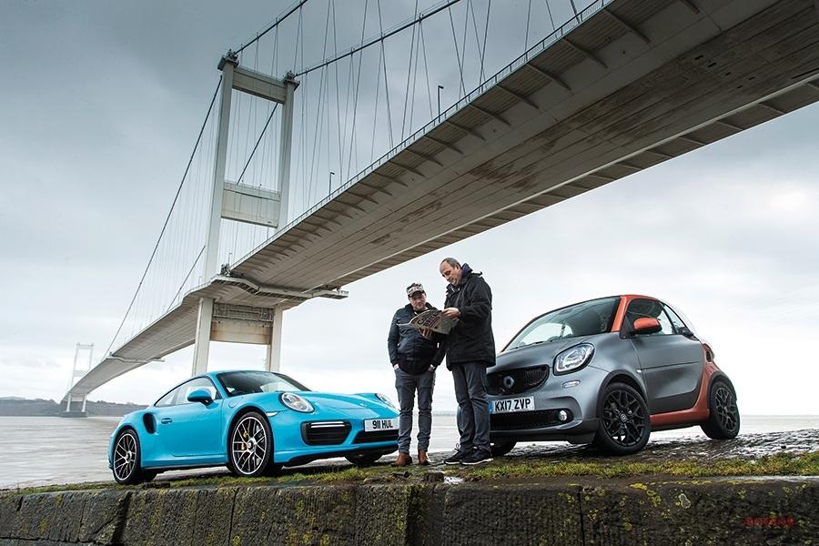 Porsche стал участником нового дизельного скандала