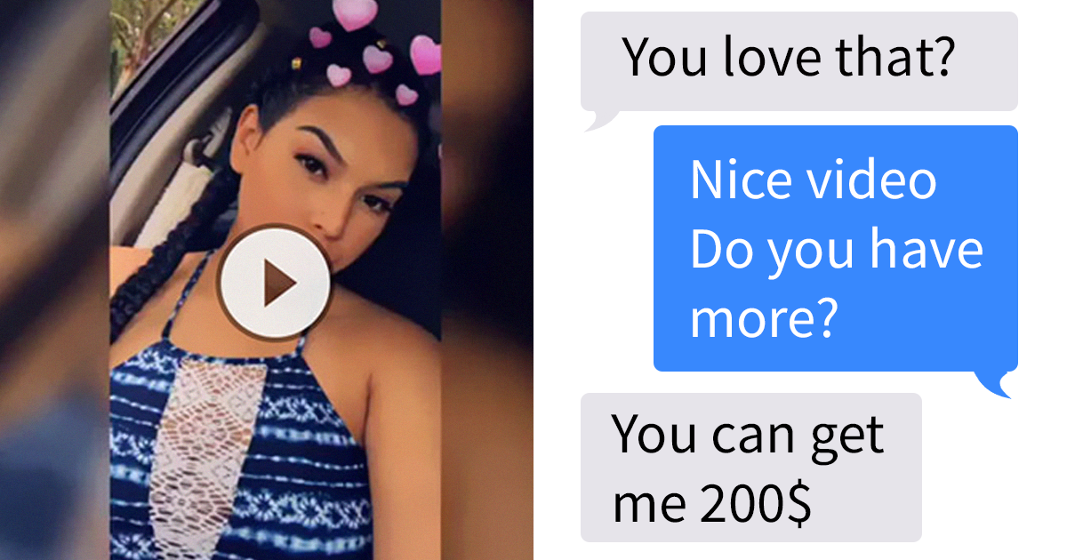 Guy Hilariously Trolls Scammer Who Pretended To Be A Sexy Girl
