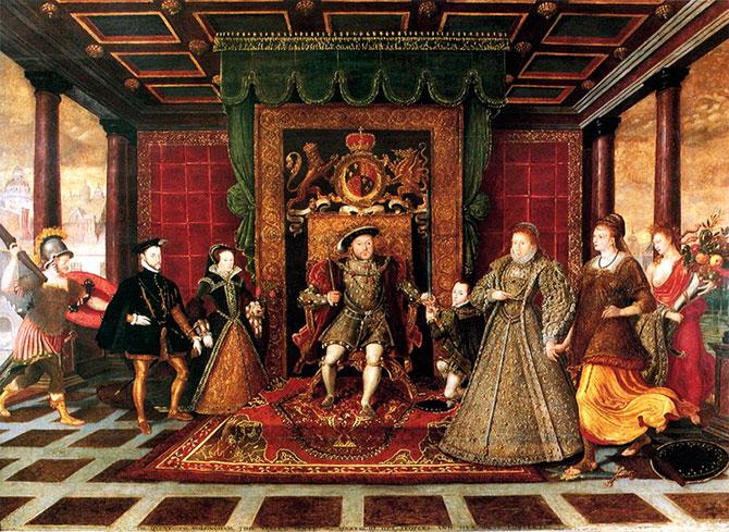 Пять фактов из жизни Елизаветы I Английской, которые, возможно, вы не знали