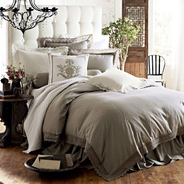 Спальни и спальные принадлежности
