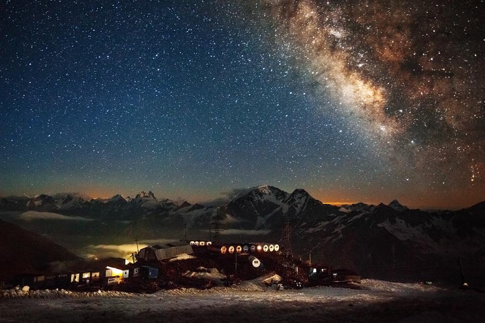 Алексей Заводский: «Я хожу в горы один за тишиной и чувством полного одиночества»