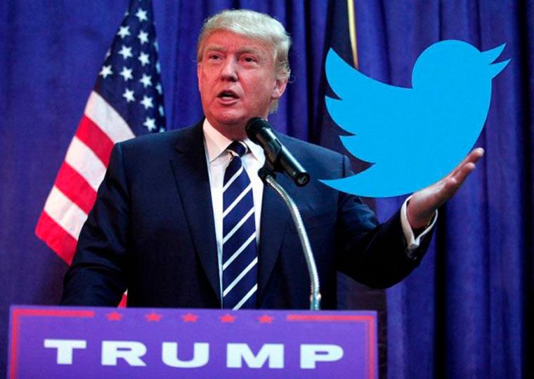 Трамп написал в Twitter, что…