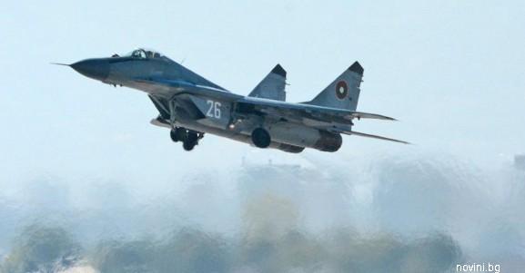 Болгария попробует отремонтировать свои советские МиГ-29 в Польше