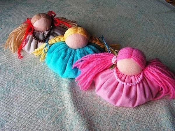 """Куклы """"Зерновушка"""" - подарок на Рождество"""
