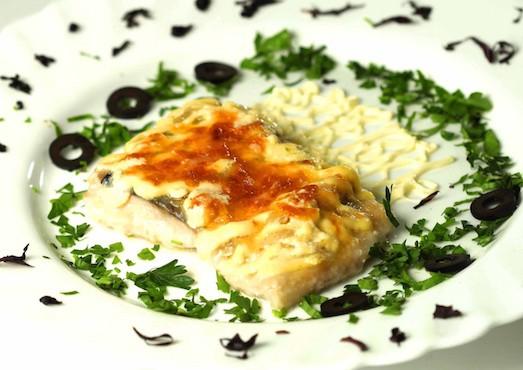 Рыба пикша рецепты с фото