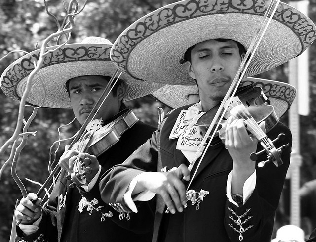 Народы Мексики, нравы и трад…