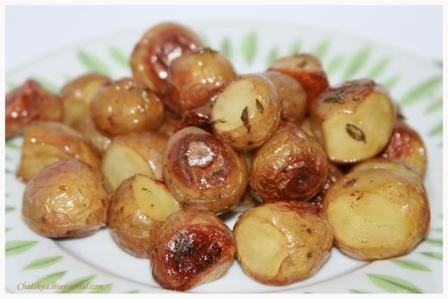 Печеная картошка спасет от высокого давления