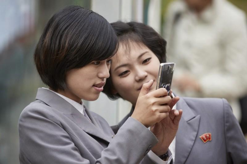 Фотограф снимает богатых людей Северной Кореи