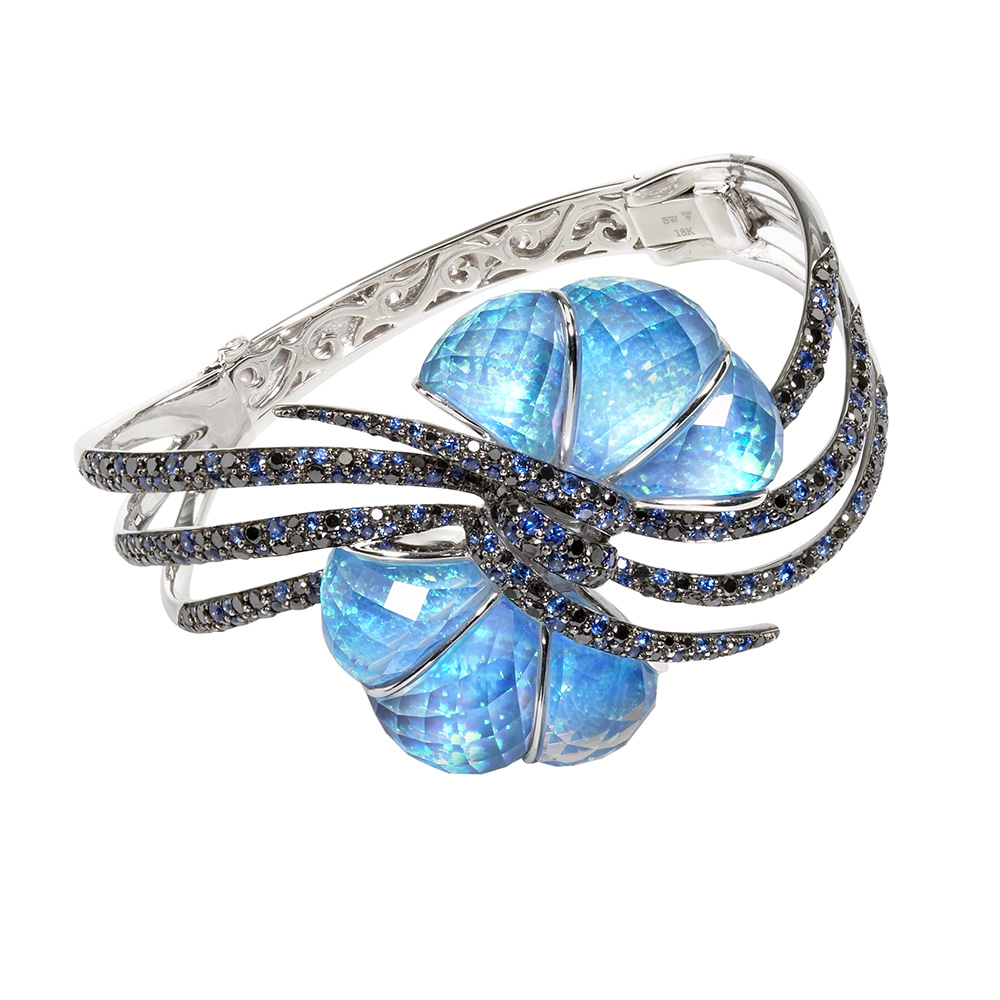 Stephen Webster Forget Me Knot Crystal Haze Bow
