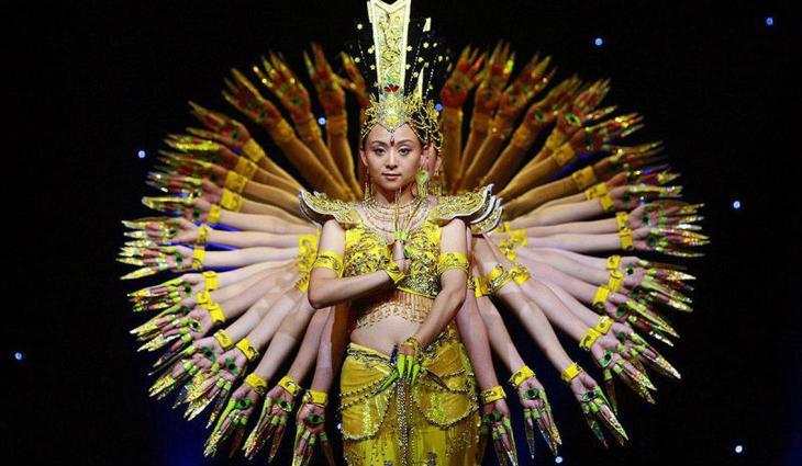 Китай: искусство толпы