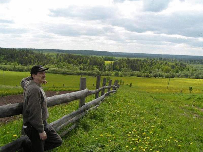 Опыт Глеба Тюрина по возрождению деревень