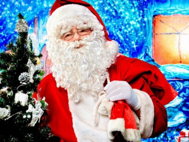 Российский Дед Мороз!