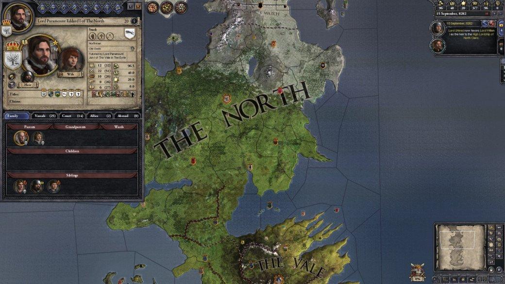 Лучшая игра по «Игре престолов» — это мод для Crusader Kings 2