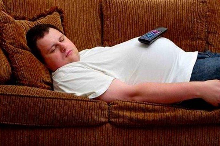 Виды мужей, чьи жёны всегда толстеют
