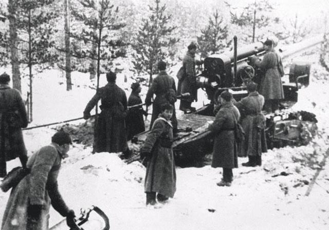 Советско-Финская война. часть 2. Военные действия
