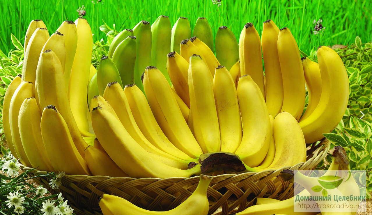 Один банан в день заменит кучу препаратов: необходим и женщинам, мужчинам