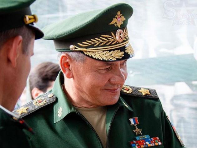 «Золотой снимок!»: Шойгу сравнили с Суворовым на состязании военных поваров