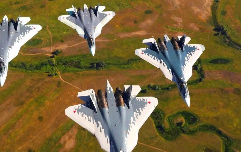 ВВС США сымитируют истребитель Су-57