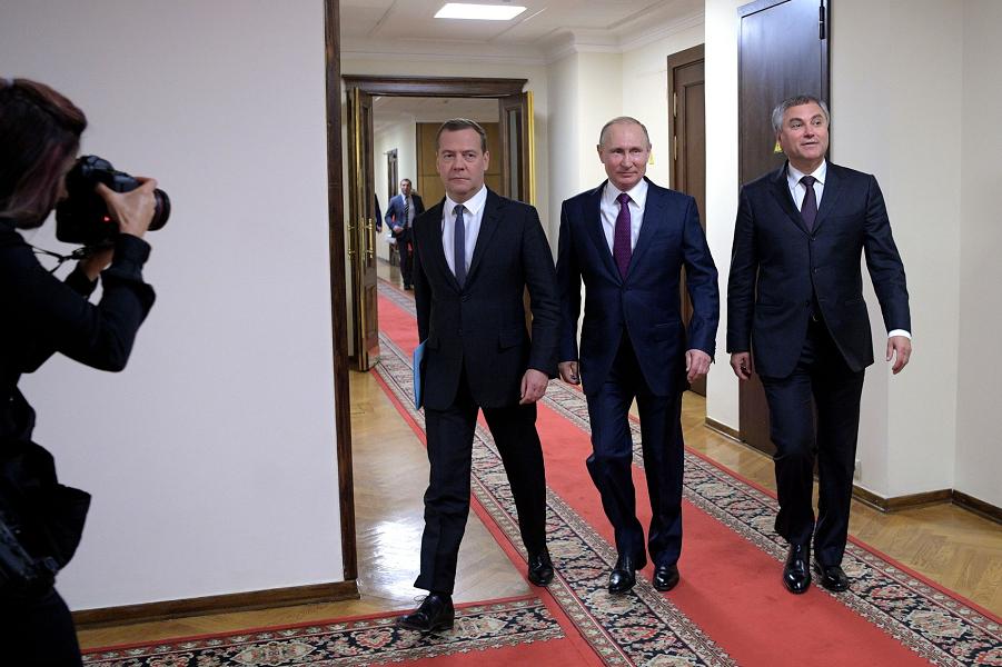 Путин пойдет ва-банк? Как ду…