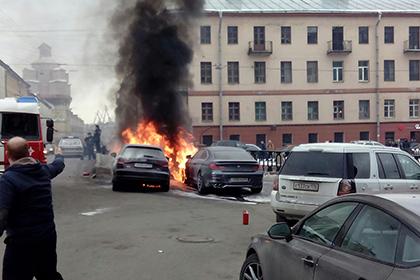 Сергей Шнуров опубликовал любовную лирику на тему поджога автомобиля супруги