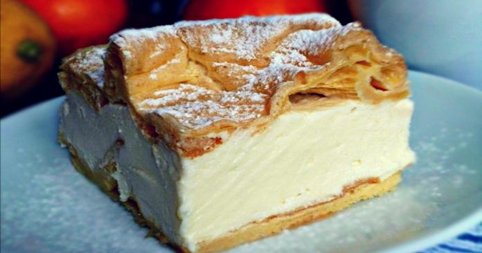 """Торт """"Карпатка"""". О вкусе и лёгкости этого пирога-тортика можно сложить легенду"""