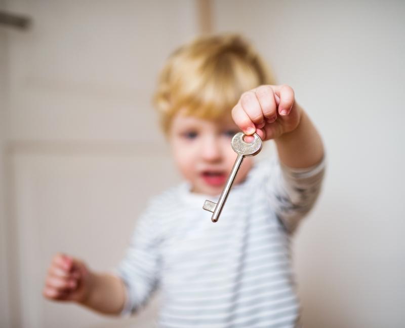 правила безопасности детей дома