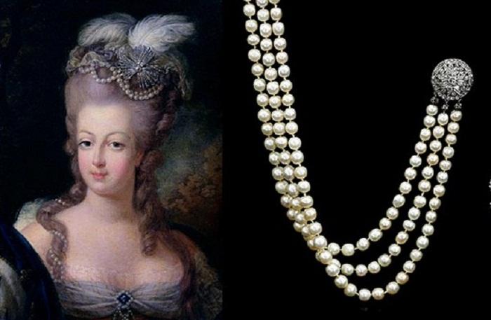 Украшения казненной королевы Франции, которые миру не показывали 200 лет, пустят с молотка