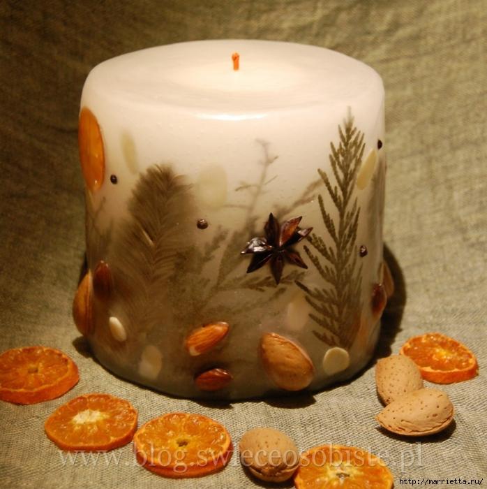 Свечи гелевые своими руками в домашних условиях мастер класс с пошаговым фото