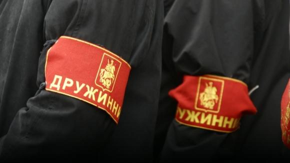 В России началось формирование антимайданных дружин