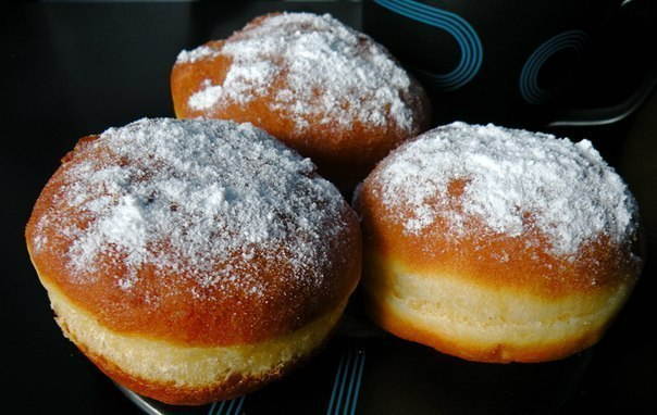Пончики от бабушки. Комментарии : Дневники на КП