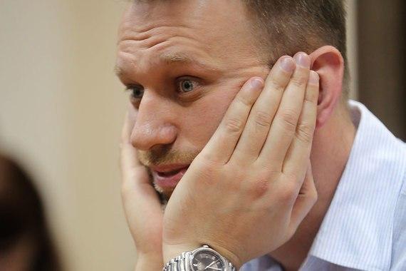 Эхо Москвы:Алексей Навальный подал в суд на президента Путина