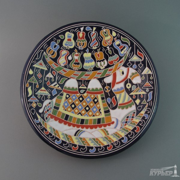 Творчество из Крыма: работы Рустема Скибина