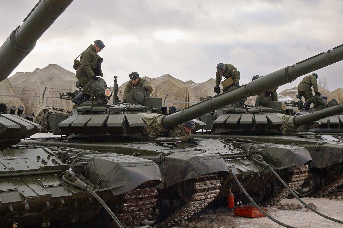 Первая танковая снова в строю
