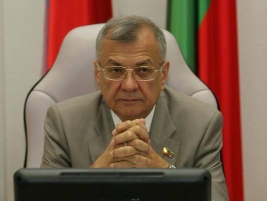 Покинуть пост сенатора Жиряков решил из-за перехода на другую работу