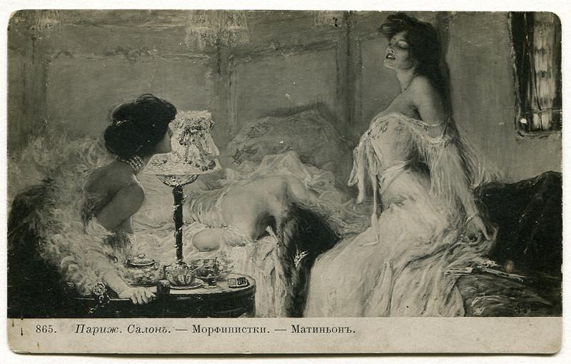 Необычные сюжеты старинных открыток Старые открытки, история, факты