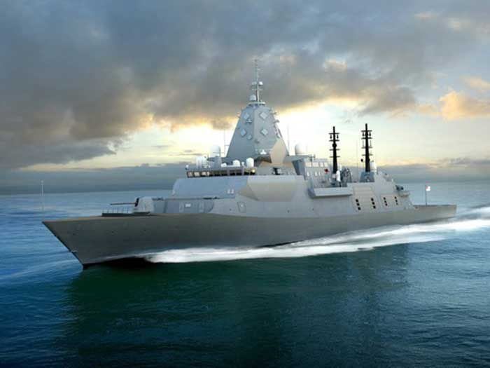 Австралия выбрала британские фрегаты типа 26