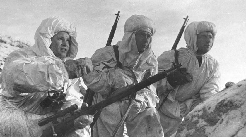 США развенчали миф о сталинградском снайпере Зайцеве