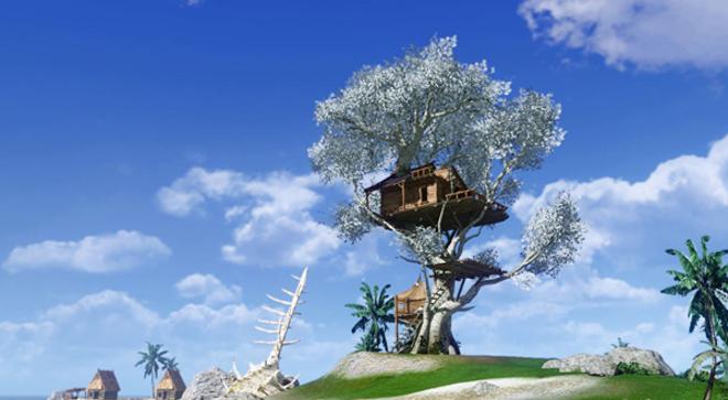 В ArcheAge добавят новые дома