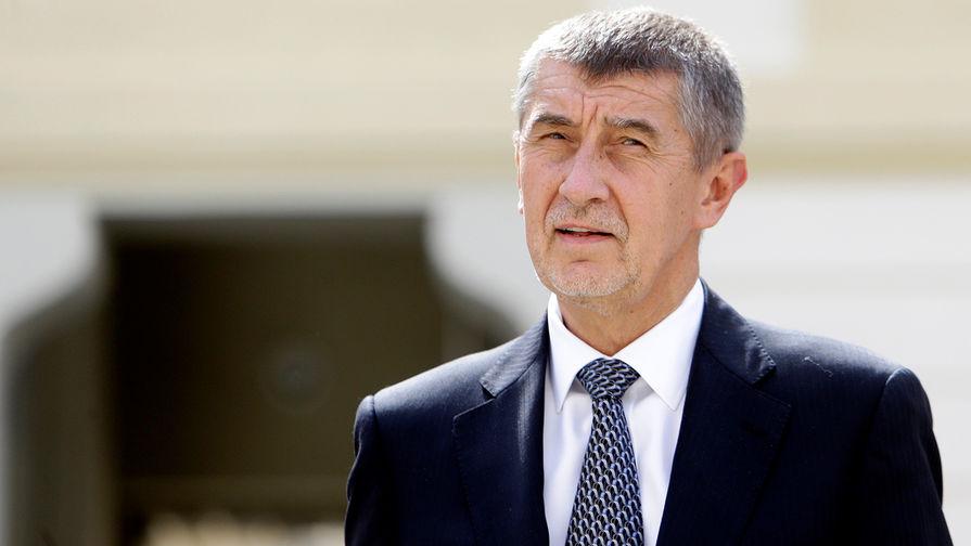 Премьер Чехии предложил 50% …