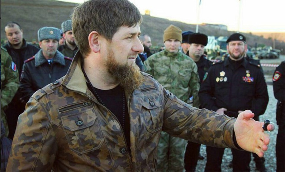Кадыров назвал причину побоища в военной части в Чечне