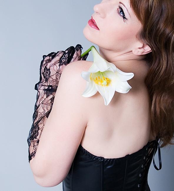 Принцесса флоры- ЛИЛИЯ.