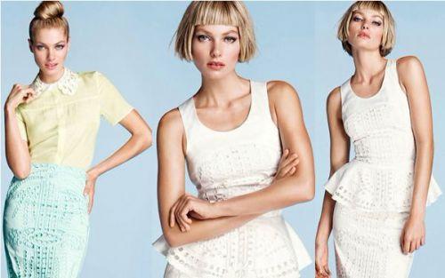 """Английская """"белая"""" вышивка """"бродери whitework"""": от истоков до современной одежды"""