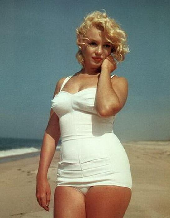 Мерилин Монро в 1960-е