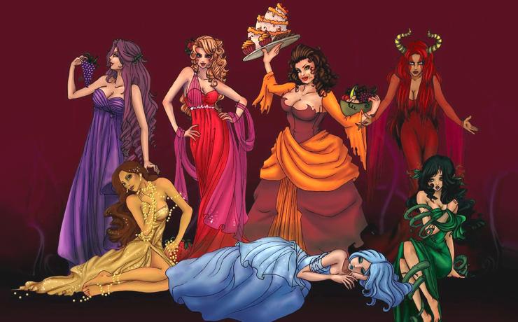7 смертных женских грехов, которые мужчины нев силах терпеть ипрощать