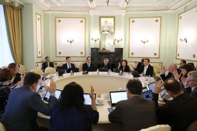 Фонд президентских грантов отметил первую годовщину деятельности